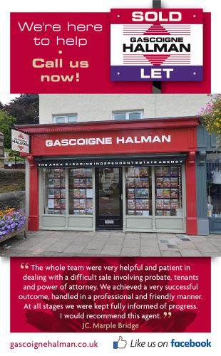 Gascoigne Halman, Marple Bridgebranch details
