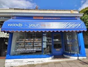 Woods Estate Agents, Clevedonbranch details