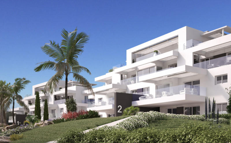 new development for sale in Atalaya, Estepona...
