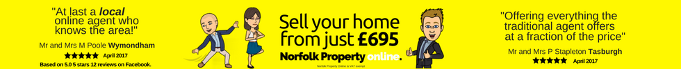 Get brand editions for Norfolk Property Online, Norwich