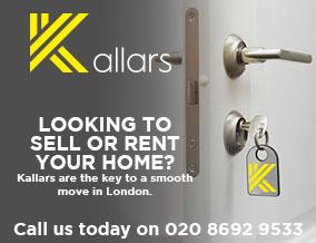 Get brand editions for Kallars, London