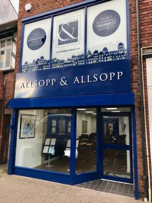Allsopp & Allsopp, Nuneatonbranch details