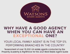 Get brand editions for Watsons Estate Agents, Nottingham