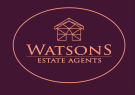 Watsons Estate Agents, Nottingham logo