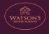 Watsons Estate Agents, Nottingham