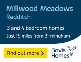 Get brand editions for Bovis Homes West Midlands, Millwood Meadows