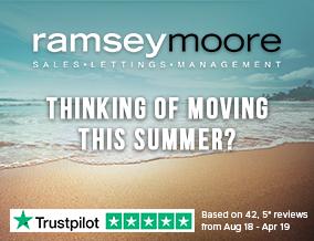 Get brand editions for Ramsey Moore, Dagenham