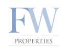 FW Properties Ltd, Norwich logo