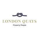 London Quays, London branch logo