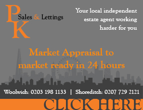Get brand editions for PK Sales & Lettings Ltd, London
