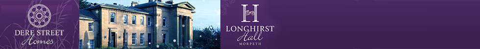 Get brand editions for Dere Street Homes Ltd, Longhirst Hall
