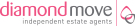 Diamond Move Estate Agents, Hounslow logo