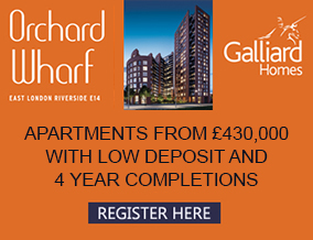 Get brand editions for Galliard Homes Ltd, Orchard Wharf
