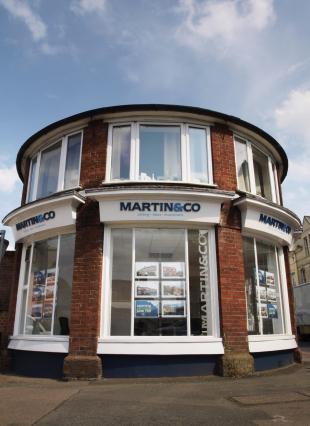 Martin & Co, Newmarketbranch details