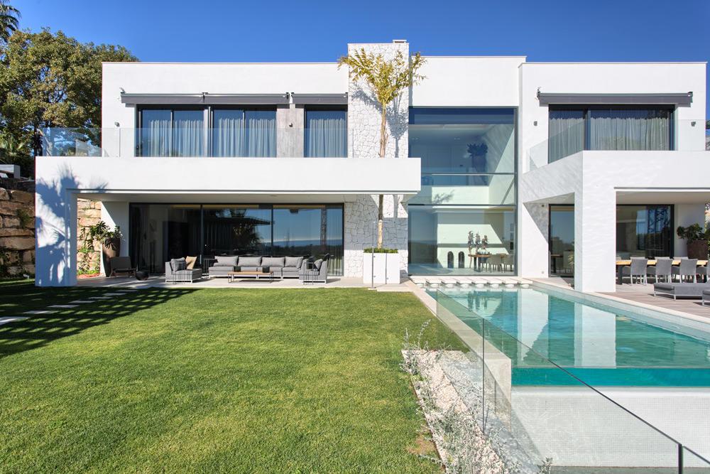 new development in Benahavís, Málaga...