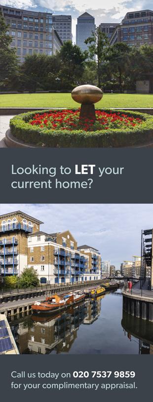 Alex Neil Estate Agents, Canary Wharf & Docklands- Lettingsbranch details