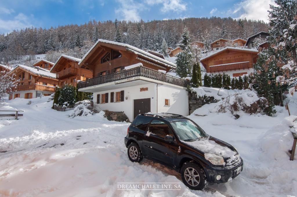 Chalet for sale in Nendaz, Valais