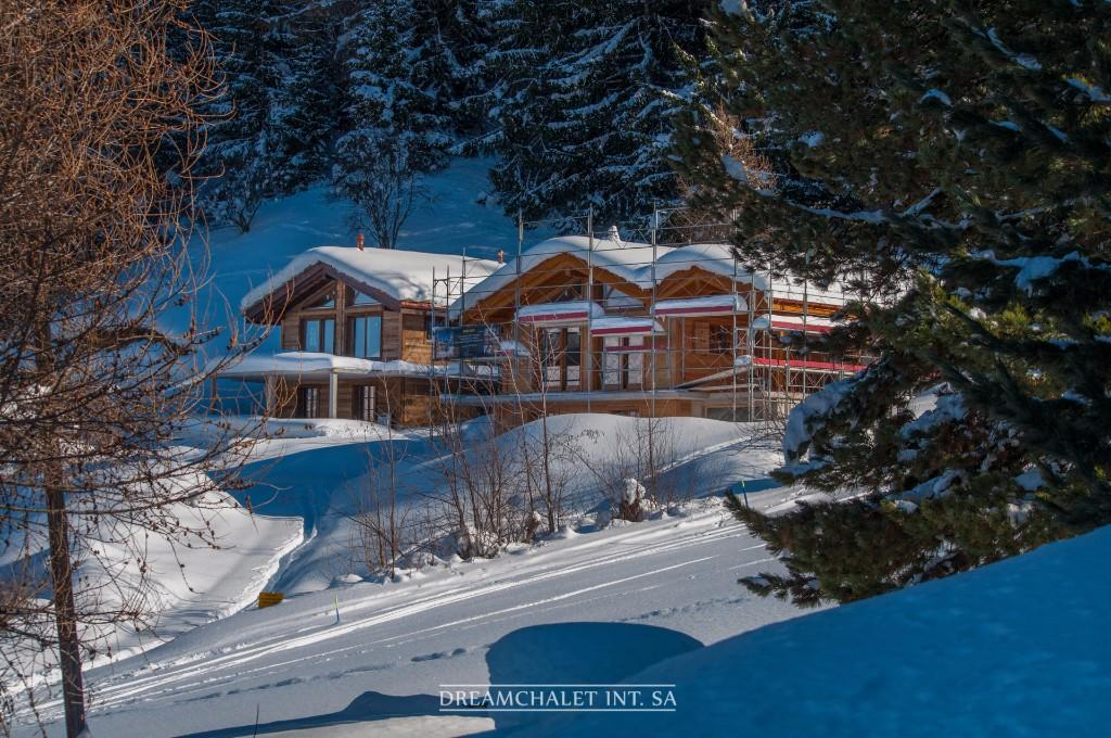 new development for sale in Nendaz, Valais