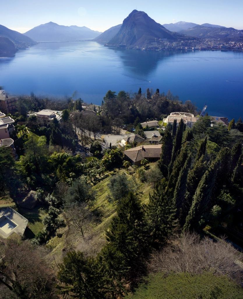 new Apartment for sale in Lugano, Ticino