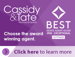 Get brand editions for Cassidy & Tate, St Albans City