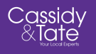 Cassidy & Tate, St Albans City logo