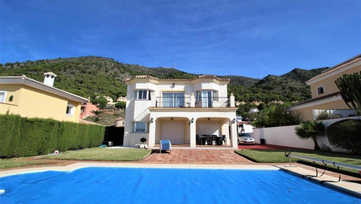 Mijas Detached Villa for sale