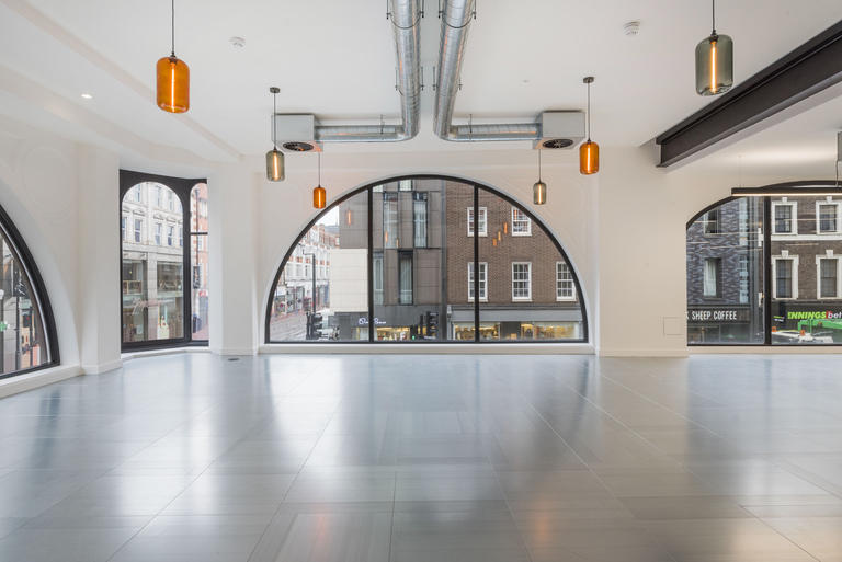 property to rent in Kings Court, 2-16 Goodge Street, Fitzrovia W1T 2QA