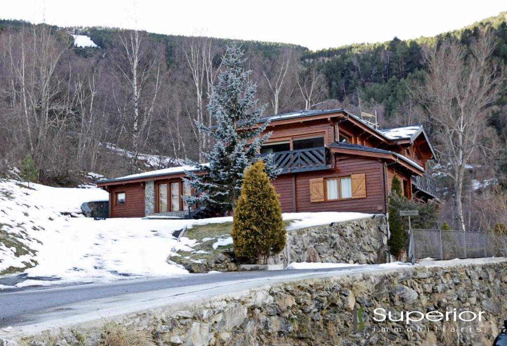5 bedroom Detached property in La Massana