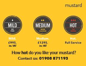 Get brand editions for Mustard, Milton Keynes