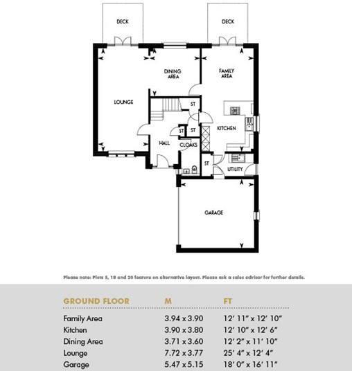 The Melville, Ground Floor