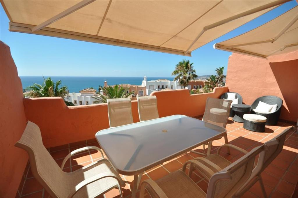 Penthouse in Casares Playa Costa del...