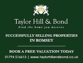 Get brand editions for Taylor Hill & Bond, Romsey