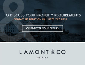 Get brand editions for Lamont & Co Estates, Birmingham City Centre