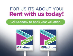 Get brand editions for Platinum Property Agents, Worcester - Lettings