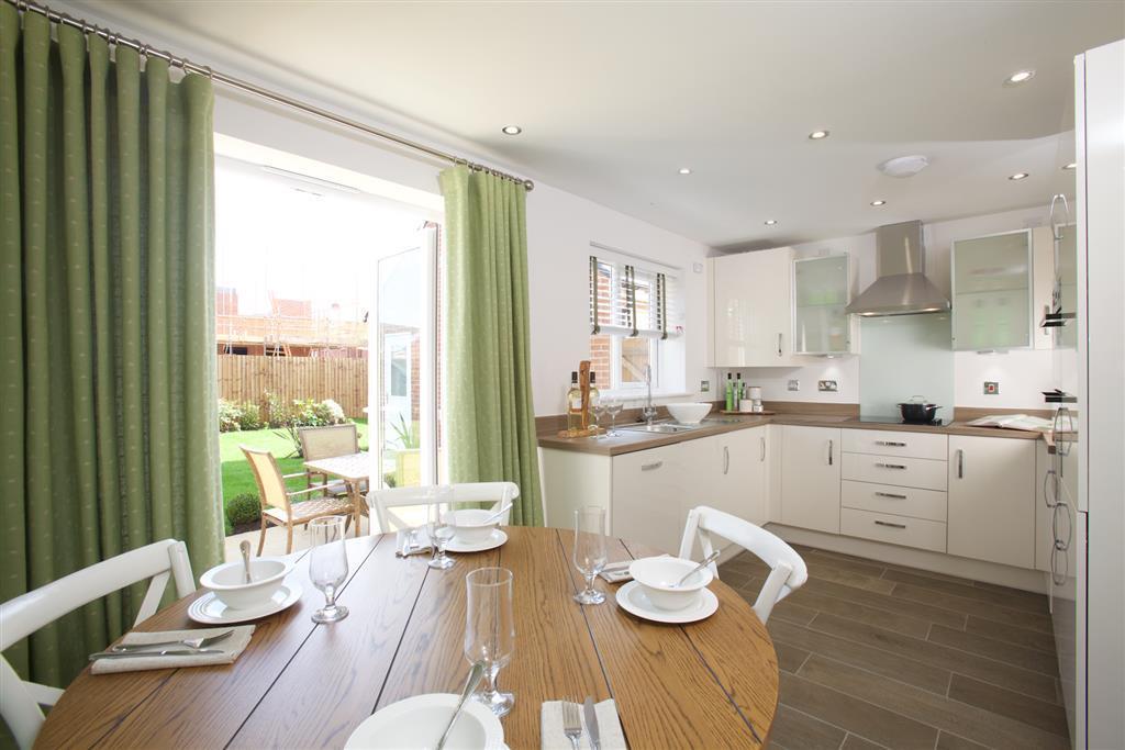 Taylor Wimpey,Kitchen
