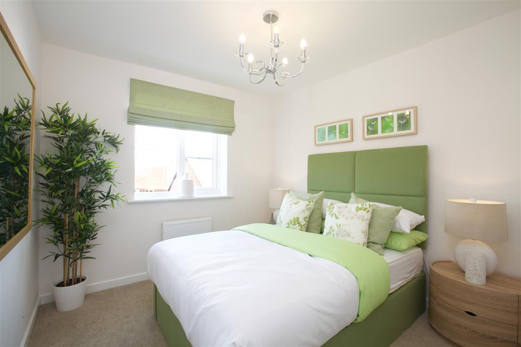 Taylor Wimpey,Secondary Bedroom