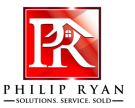 Philip Ryan Estate Agents Limited, Derby logo