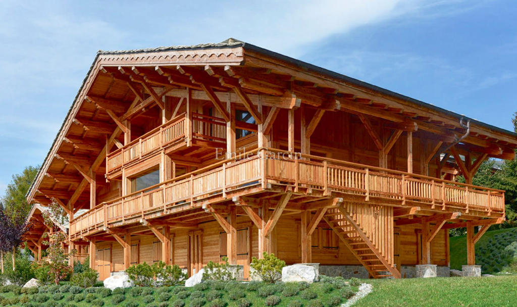 8 bed property in CRANS MONTANA,