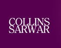 Collins Sarwar Estates, Harrow logo