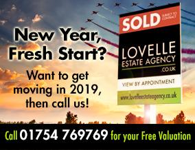 Get brand editions for Lovelle Estate Agency, Skegness