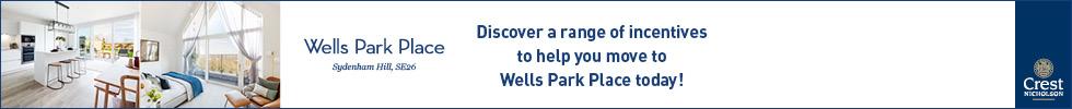 Crest Nicholson Regeneration, Wells Park Place