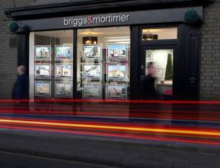 Briggs & Mortimer, Royston - Salesbranch details