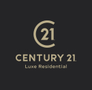 Century 21, Luxe Residential, Cobham & Esher branch logo