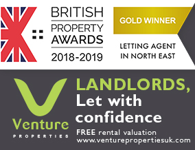 Get brand editions for Venture Properties, Darlington Lettings