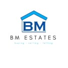 BM Estates, Leicester branch logo