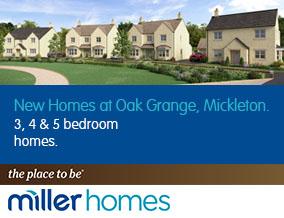 Get brand editions for Miller Homes Midlands, Oak Grange