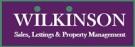 Wilkinson Estate Agents, London branch logo