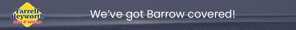 Get brand editions for Farrell Heyworth, Barrow in Furness