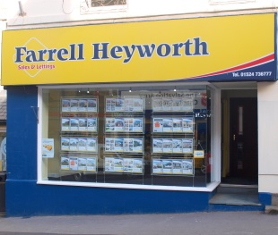 Farrell Heyworth, Carnforthbranch details