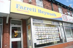 Farrell Heyworth, Leylandbranch details